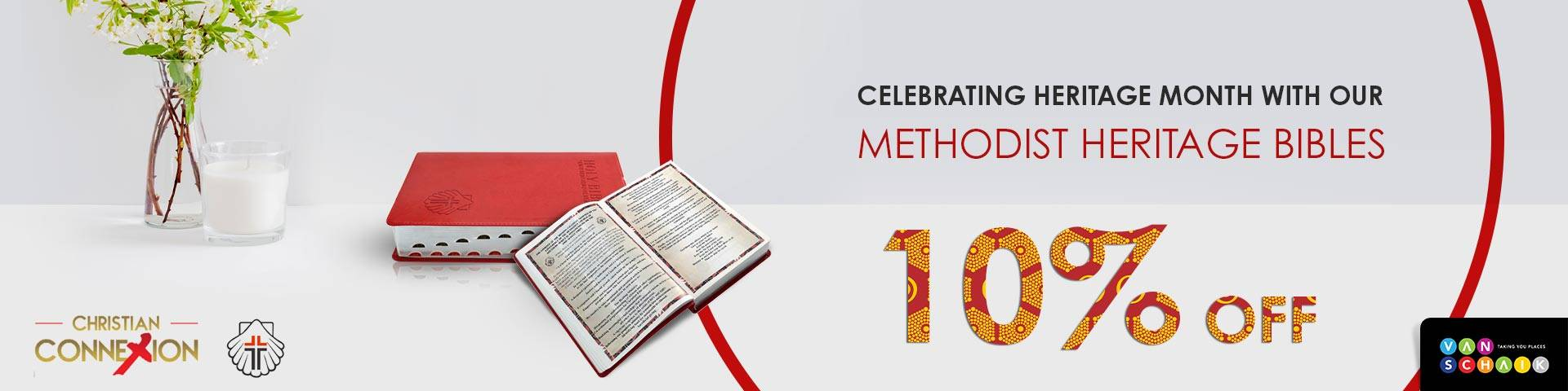 Methodist Heritage Bible