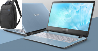 ASUS X407MA-BV320T 4GB|500GB 14INCH BLUE WITH BACKPACK