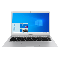 NOTEBOOK CONNEX EDUBOOK INTEL J3160, 4GB, 64EMMC, 14.1 HD, WIN 10 HOME