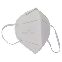 FACE MASK KN95 RESPIRATORY WITH NOSE CLIP