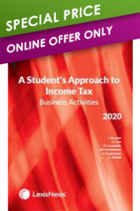 STUDENT APPROACH TO INCOME TAX: BUSINESS ACTIVITIES 2020