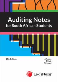 AUDITING NOTES FOR SA STUDENTS 2020