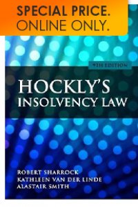 HOCKLYS INSOLVENCY LAW