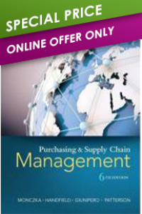 PURCHASING AND SUPPLY CHAIN MANAGEMENT (H/C)
