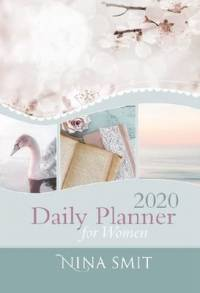 DAILY PLANNER FOR WOMEN 2020