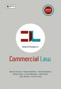 GENERAL PRINCIPLES OF COMMERCIAL LAW (REFER ISBN 9781485134930)