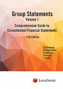GROUP STATEMENTS (VOLUME 1)