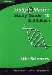 LIFE SCIENCES GR 10 (STUDY AND MASTER) (STUDY GUIDE)
