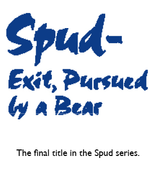Spud John Van De Ruit Epub